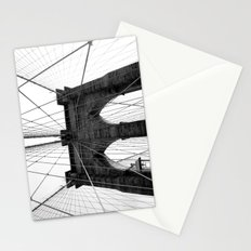Brooklyn Web II Stationery Cards