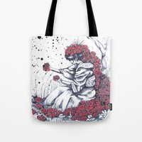 The color of the flowers Tote Bag