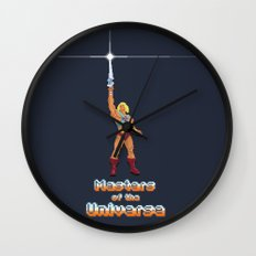 Masters of the Universe Wall Clock