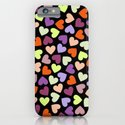 Hearts #4 iPhone & iPod Case