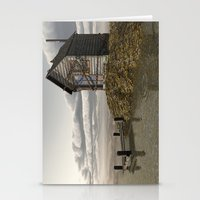 Locked Out Stationery Cards