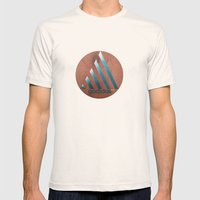 Gohdidas Mens Fitted Tee Natural SMALL