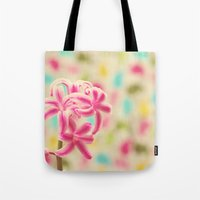 Pastel Obsession Tote Bag