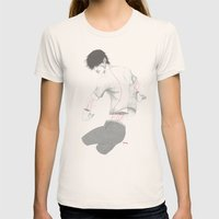 Circuitry Surgery 3 Womens Fitted Tee Natural SMALL