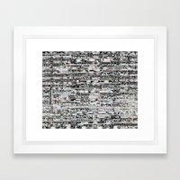 Removing Filters (P/D3 G… Framed Art Print