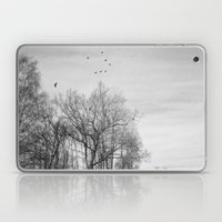 Crows Laptop & iPad Skin