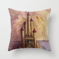 Treasures Of The Mind Throw Pillow