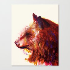 Grizzly  Canvas Print