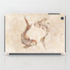 Yin Yang Fish iPad Case