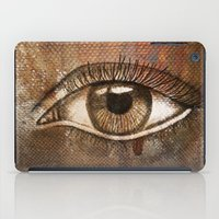 Refracted Canvas iPad Case
