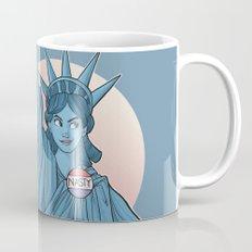 Nasty Lady Liberty Mug