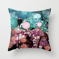 :: On Top Of World, Hey!… Throw Pillow
