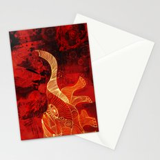 When Elephants cry. Stationery Cards