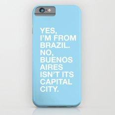From Brazil II iPhone 6s Slim Case