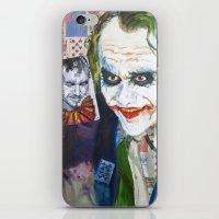 Jokes on You (JOKER) iPhone & iPod Skin