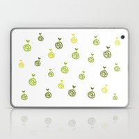 Roots Pattern Laptop & iPad Skin