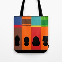 SouthPark: Meet Some Fri… Tote Bag