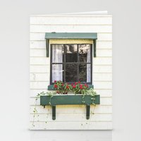 The Green Window Stationery Cards