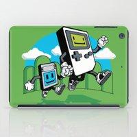 Handheld iPad Case