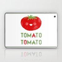 Tomato-Tomato Laptop & iPad Skin