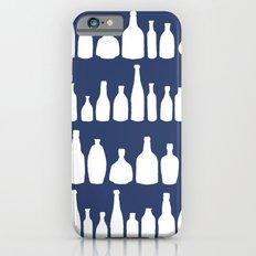 Bottles Navy Slim Case iPhone 6s