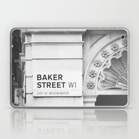 Baker Street Laptop & iPad Skin