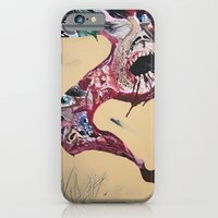 iPhone & iPod Case featuring Brushstroke by Brandon Hein