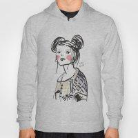 Gwen - Hipster Girl In M… Hoody