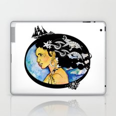 Pirate Nereid - Color Laptop & iPad Skin