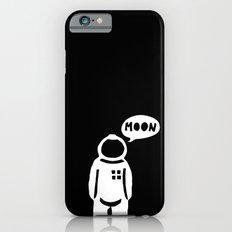 Moon iPhone 6s Slim Case