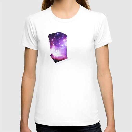 All of time and space - The Tardis T-shirt