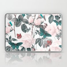 ROSES AND BUTTERFLIES Laptop & iPad Skin