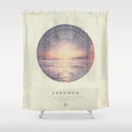 Shower Curtain - Fernweh Vol 5 - HappyMelvin