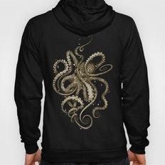 Octopsychedelia Sepia Hoody