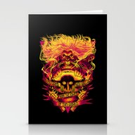 IMMORTAN JOE: THE ASHES … Stationery Cards