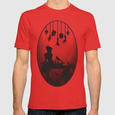 You're One Of Them, Aren't You? Dark Romance Valentine Mens Fitted Tee Red SMALL