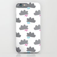 Rainclouds iPhone 6 Slim Case