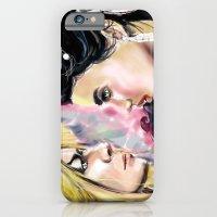Jareth And Sarah iPhone 6 Slim Case