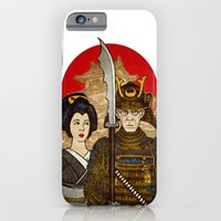 Samurai's Daughter iPhone 6 Slim Case