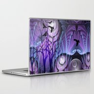 Magical Swamp Laptop & iPad Skin