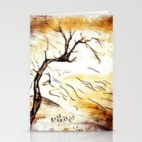 landscape Blossom Stationery Cards