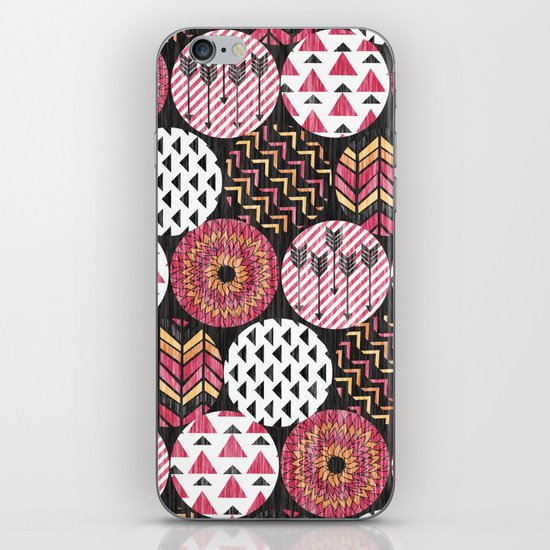 Aztec Arrows iPhone & iPod Skin