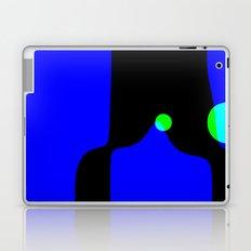 straight, no chaser (iteration 1) Laptop & iPad Skin