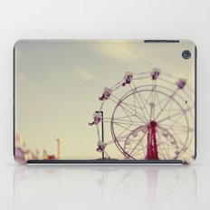 Cotton Candy Daydreams iPad Case