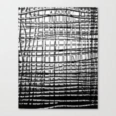 Shower Screen Canvas Print