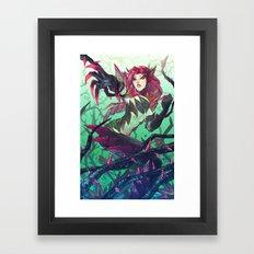 Zyra Framed Art Print
