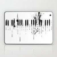 Black & White  Laptop & iPad Skin