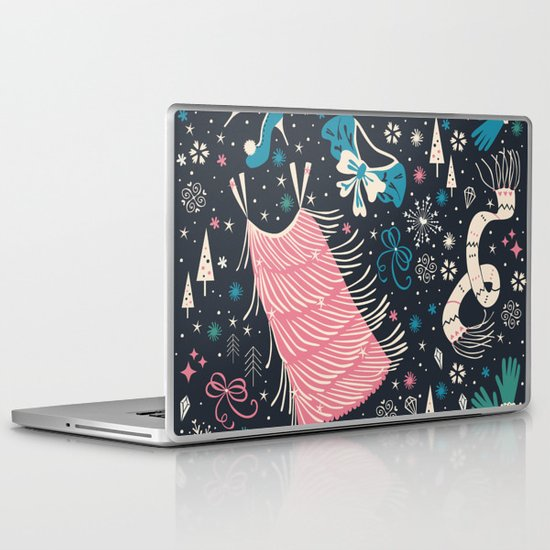 Frou Frou Laptop & iPad Skin