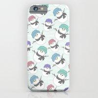 Snow People iPhone 6 Slim Case