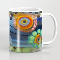 Hippie Flowers  Mug